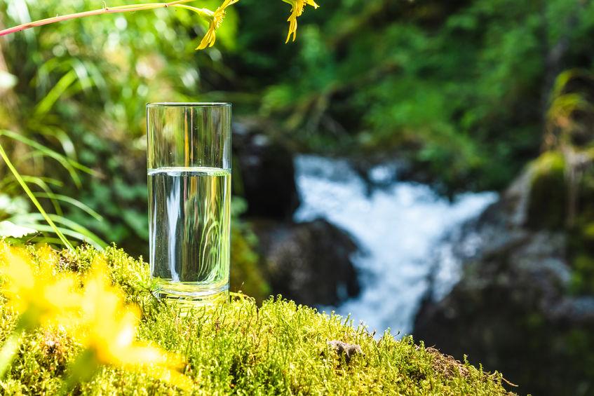 美味しい水のイメージ