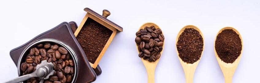 自分好みのコーヒーに出会うためのヒント。挽き加減。